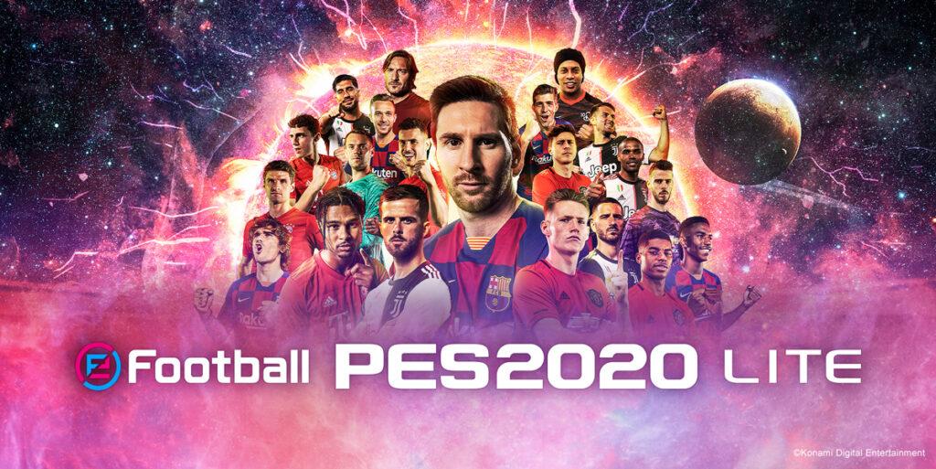 PES 2020 PS3 Apk