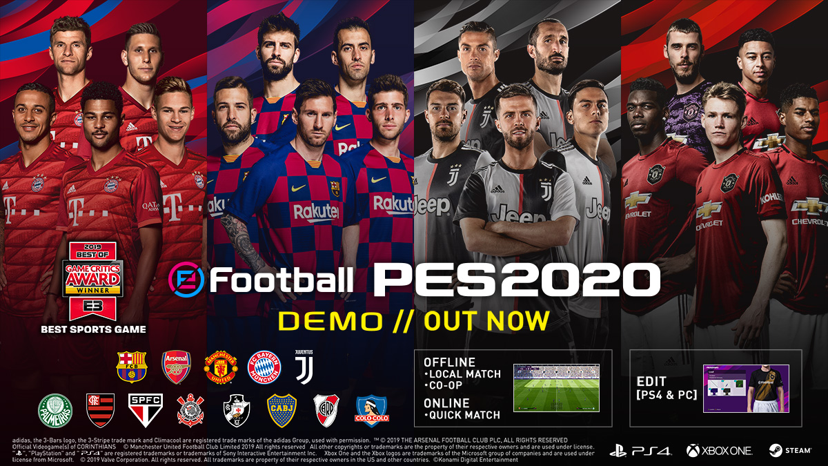 Seven Best PS3 Soccer Games, PES 2020 Just Released!